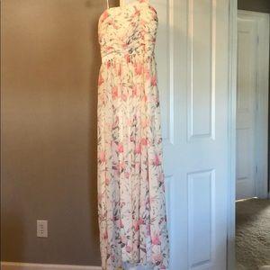 Erin Fetherston Rose sleeveless dress